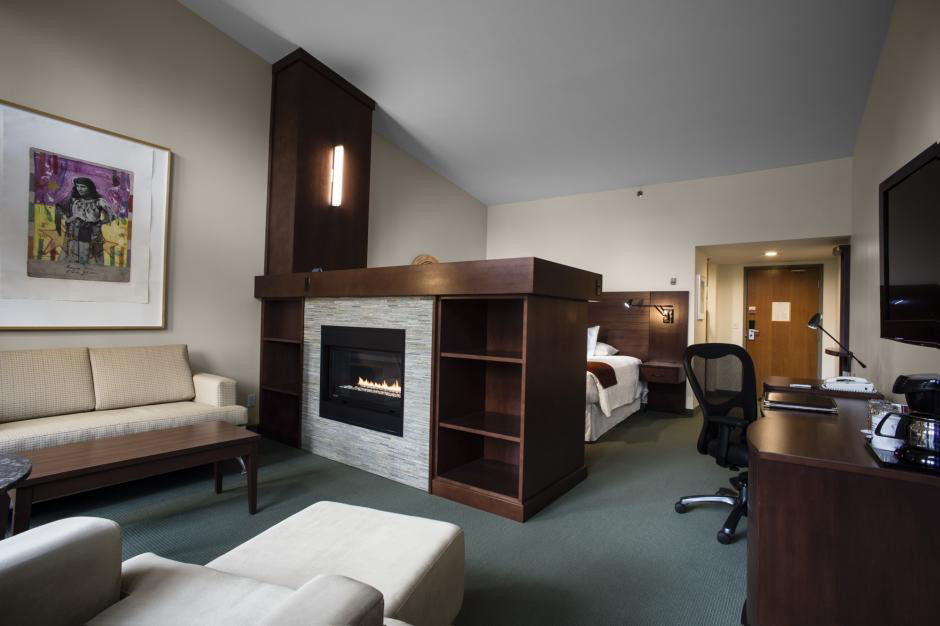 Executive King Suite at PDC Hotel