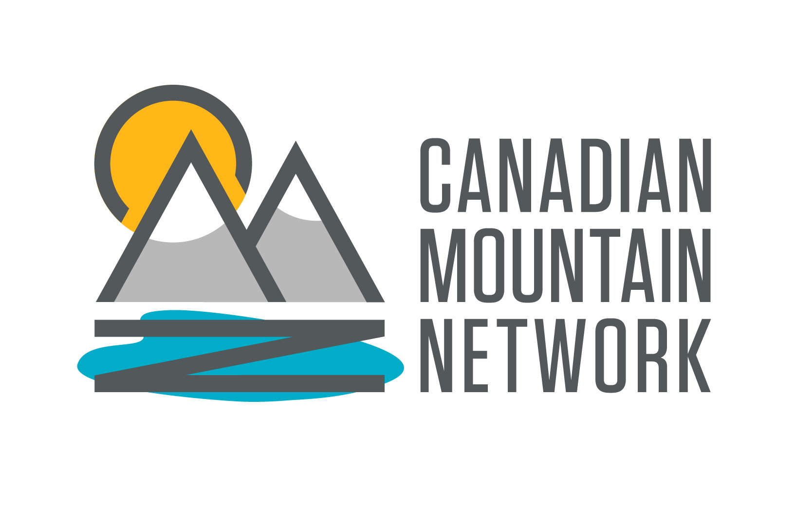 Canadian Mountain Network Logo
