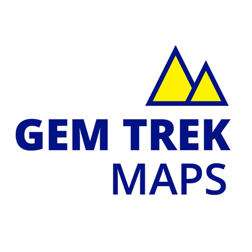 Gem Trek Maps Logo