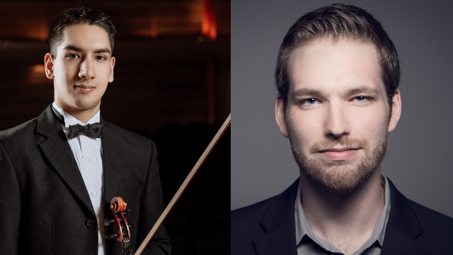 Evolution: Classical, Banff Centre for Arts and Creativity, Dastoor Woods Duo