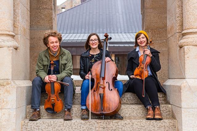 Evolution: Classical, Banff Centre for Arts and Creativity, Indigo Trio