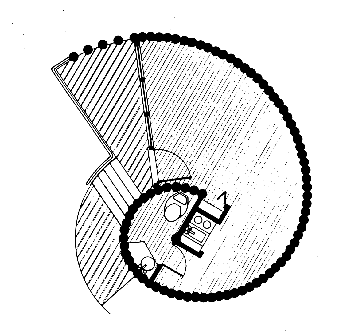 The Cardinal Studio Floorplan