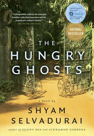 Shyam Selvadurai, The Hungry Ghosts