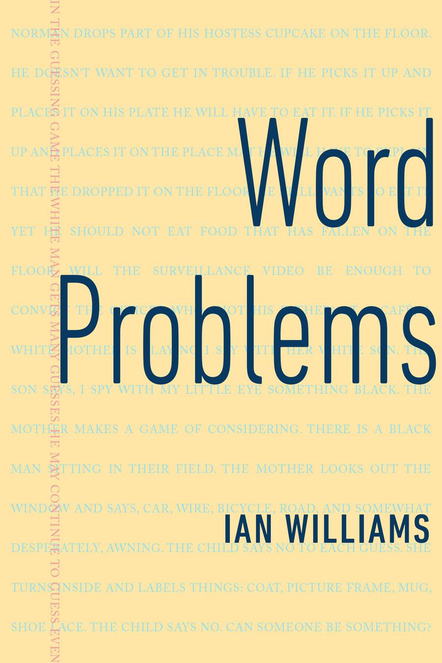 Iam Williams,World Problems