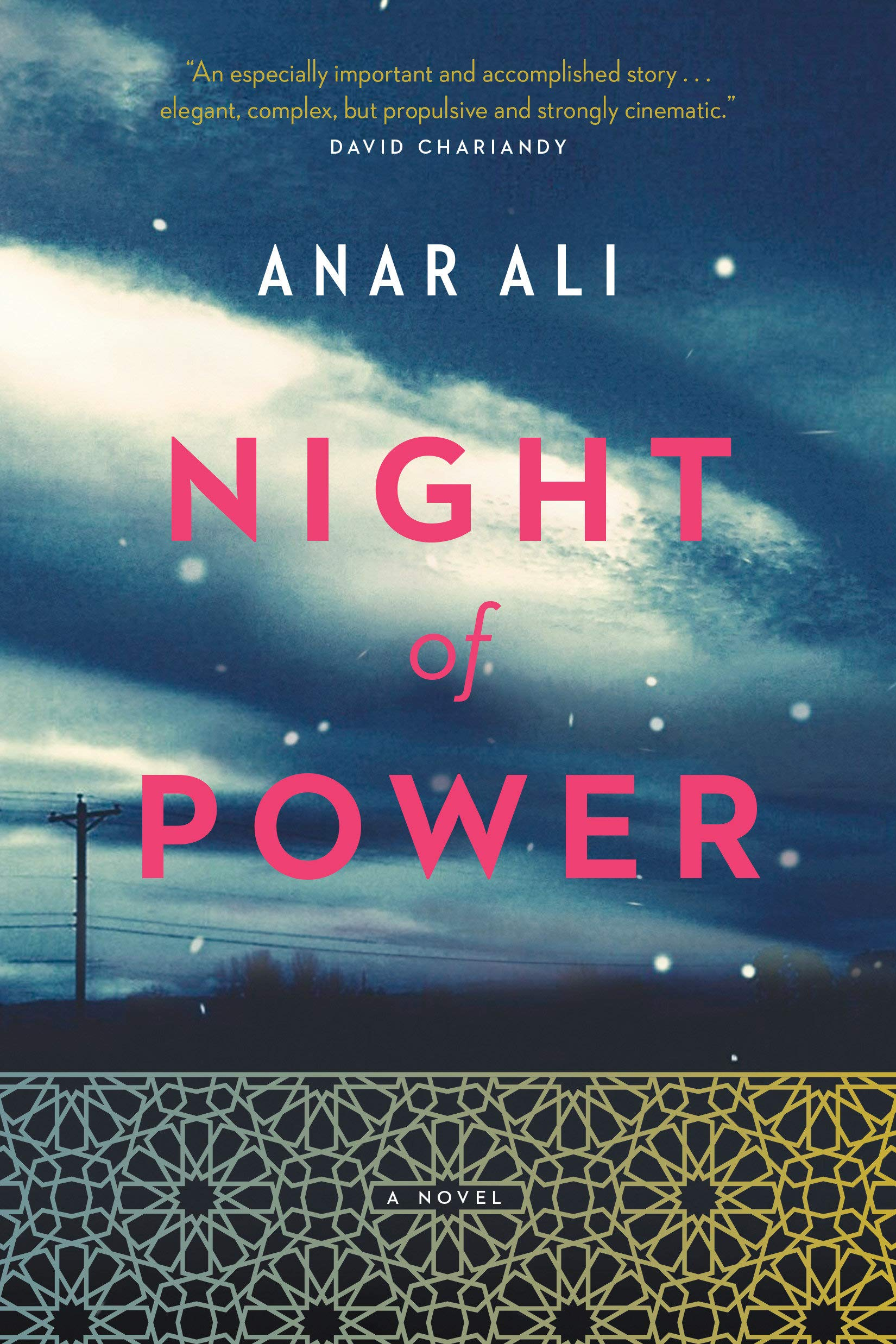 Book Cover of Night of Power by Anar Ali