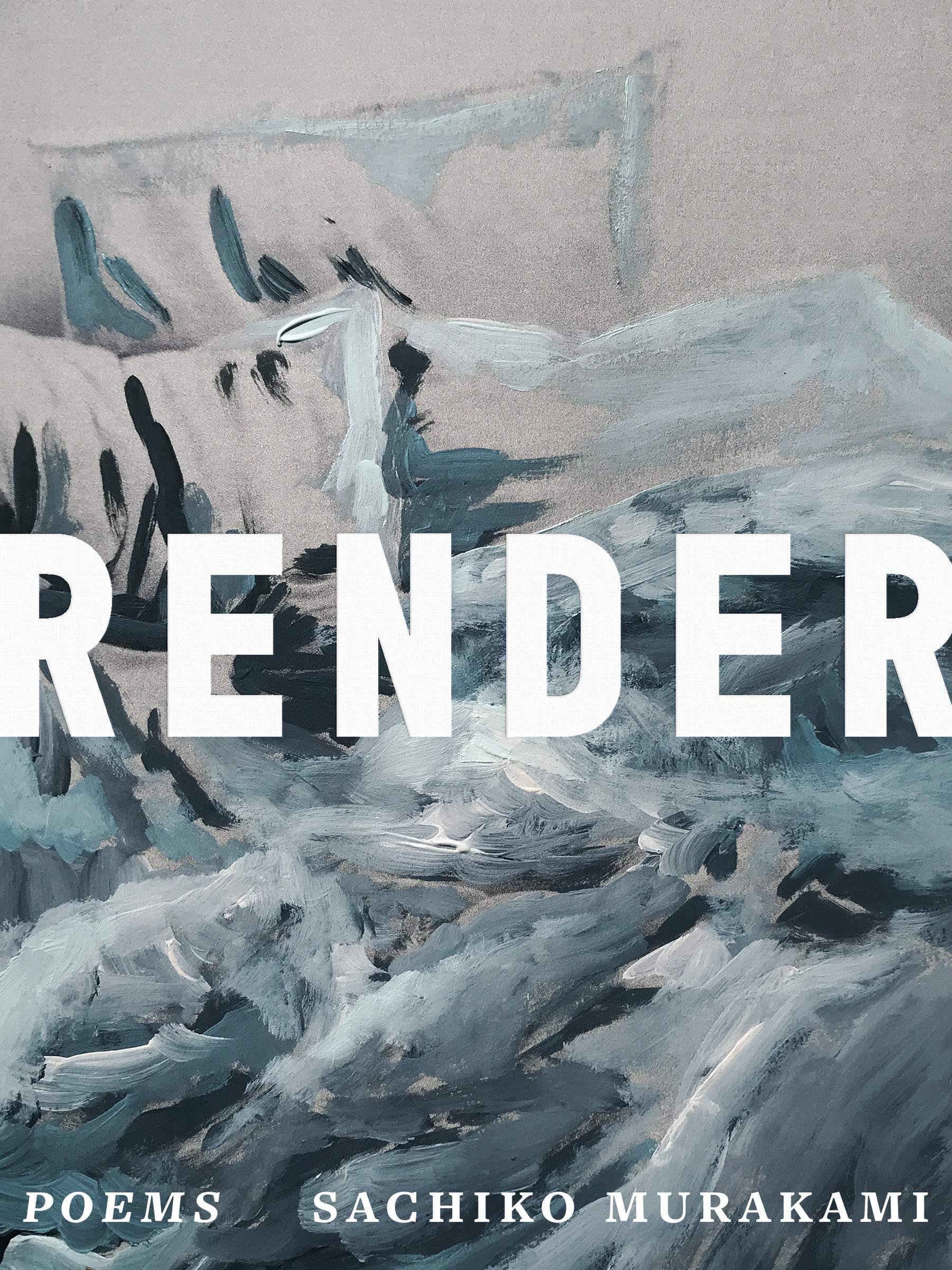 Book cover of Render by Sachiko Murakami