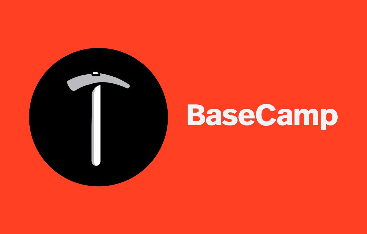 Basecamp Podcast Logo