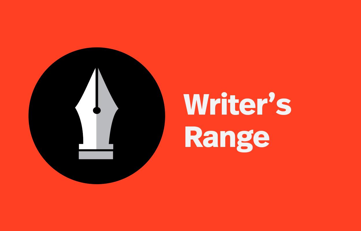 Writer's Range Logo