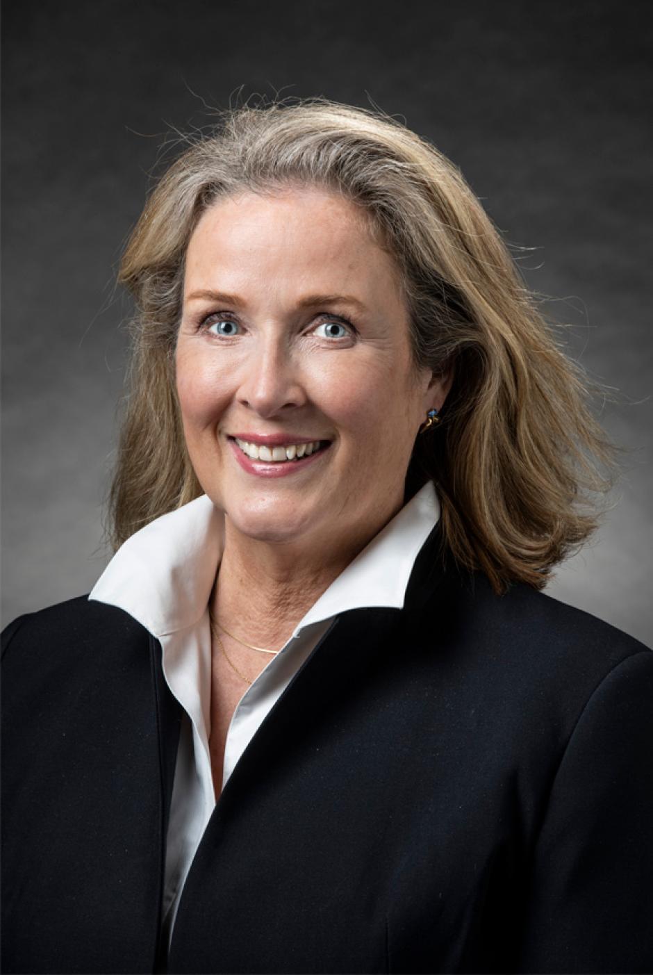 Headshot of Banff Centre Governor, Jill Price.