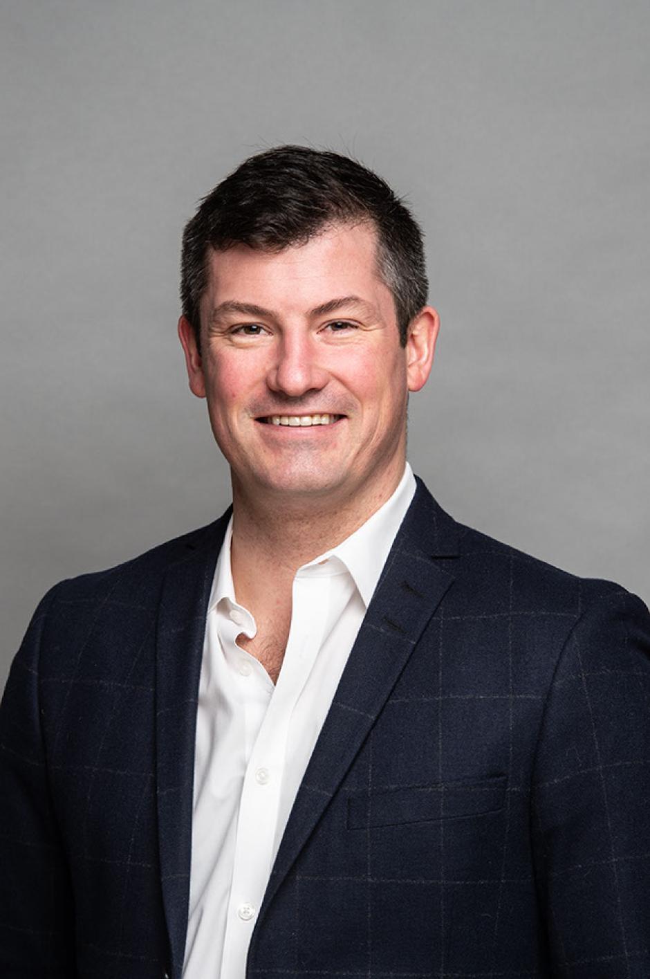 Headshot of Banff Centre Governor, Rafi Richardson.