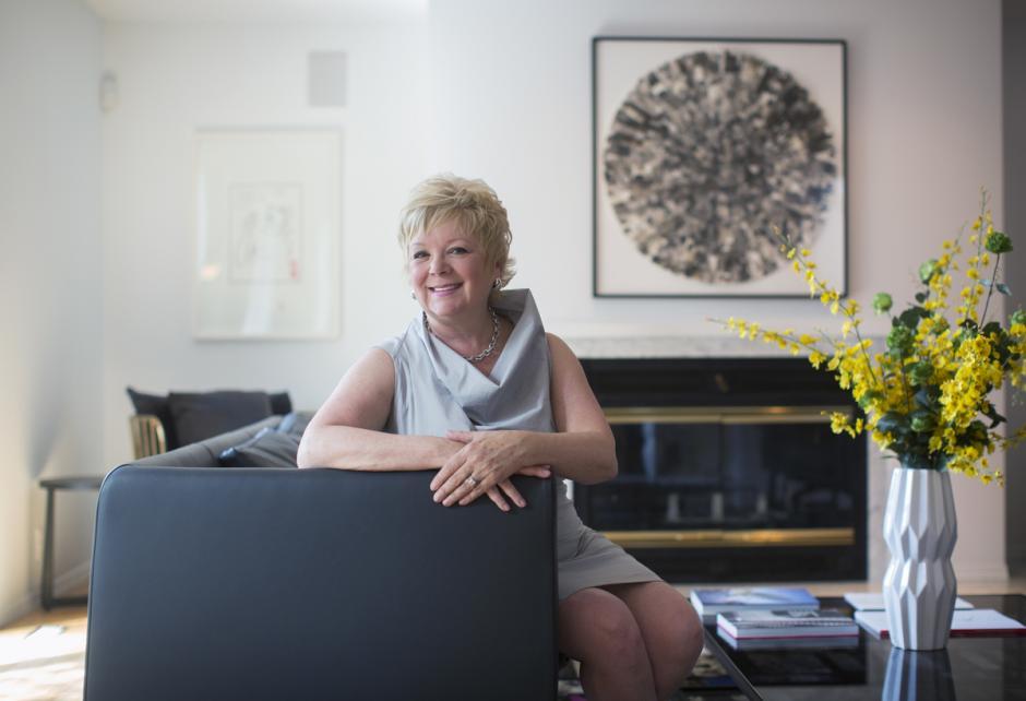 Janice Price, President of The Banff Centre