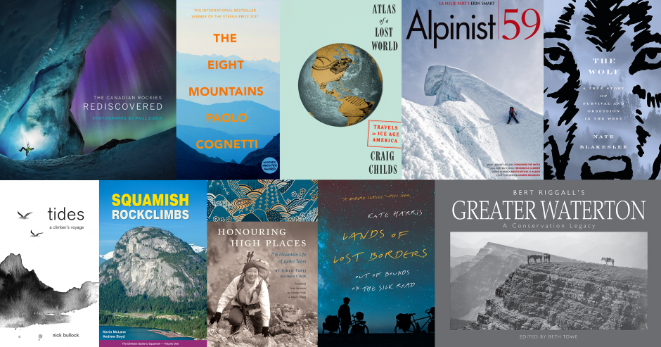 Mountain Book Competition | Banff Centre