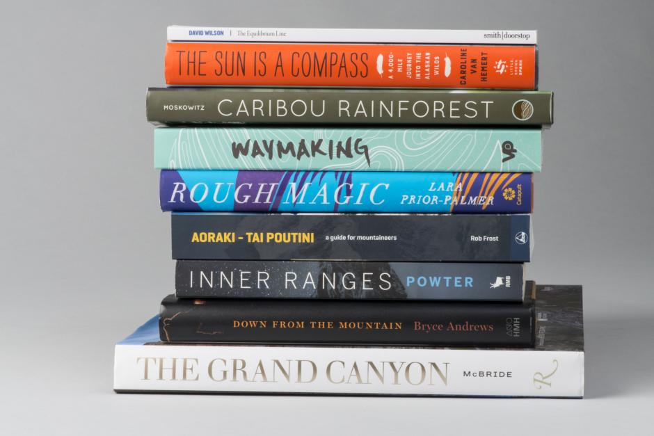 2019 Banff Mountain Book Competition category award winners