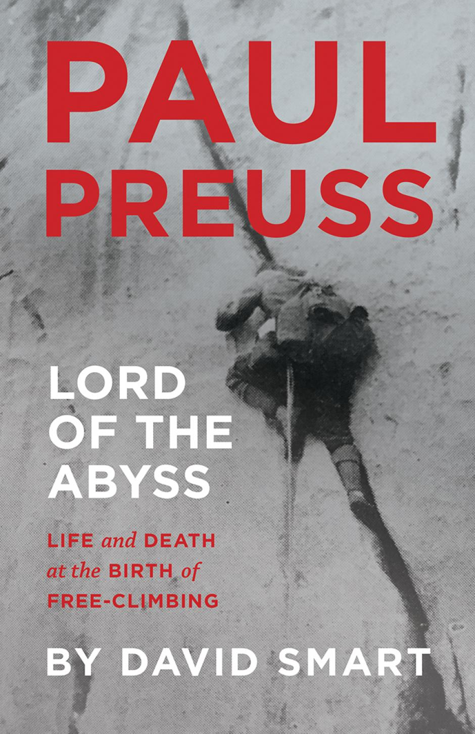 Paul Preuss: Lord of the Abyss by David Smart book cover