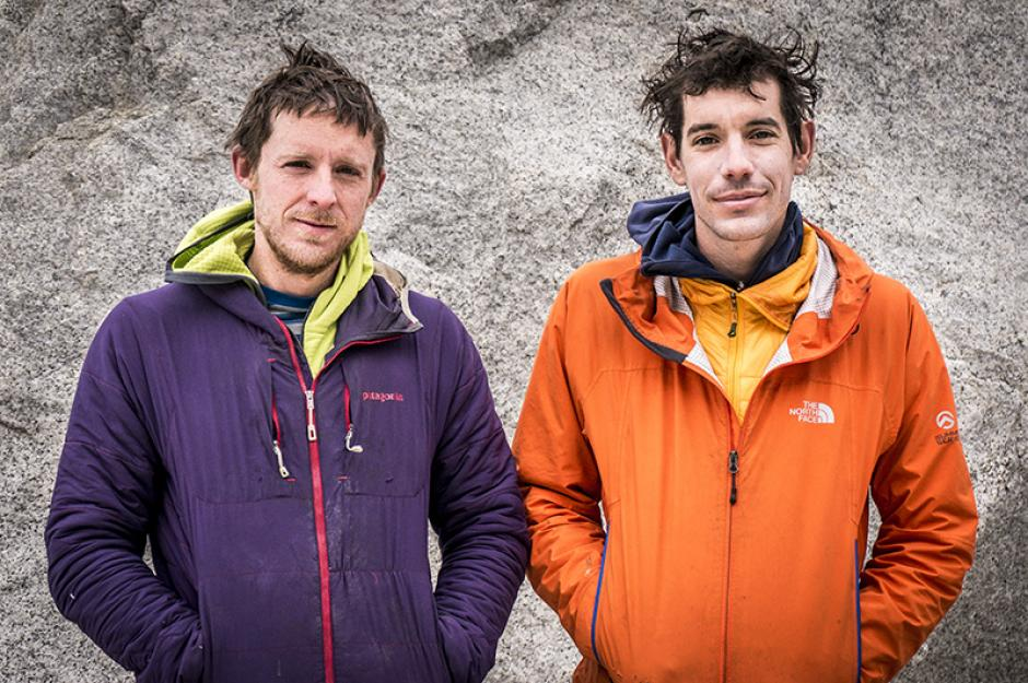 Climbers Alex Honnold and Tommy Caldwell headline 2015 Banff