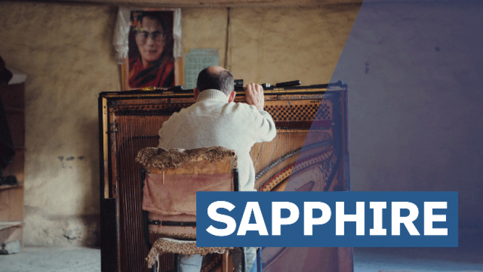 Virtual World Tour Sapphire Program, From the film Piano to Zanskar
