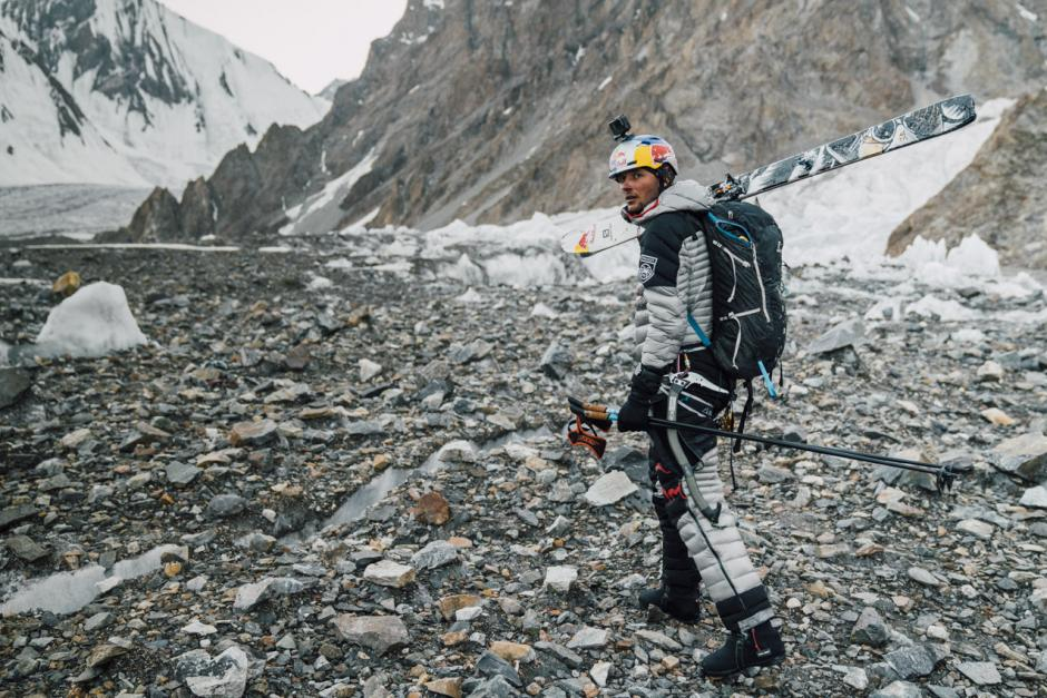 Image from the film K2: The Impossible Descent