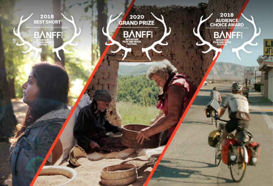 Award Winners: Monthly Film Series July