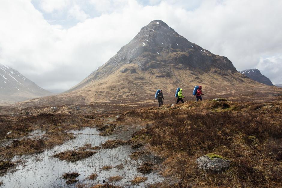 Trekking © Lars Schneider/Deuter USA