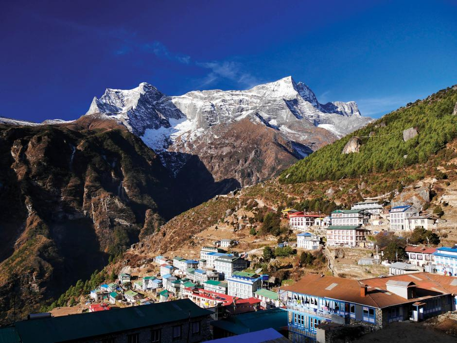 Everest Circuit and Cho La Pass – image courtesy of World Expeditions