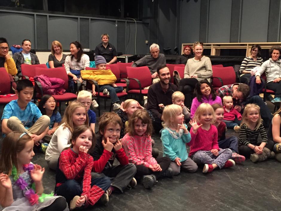Banff Centre Mountain Film and Book Festival – Kid's Program 2016