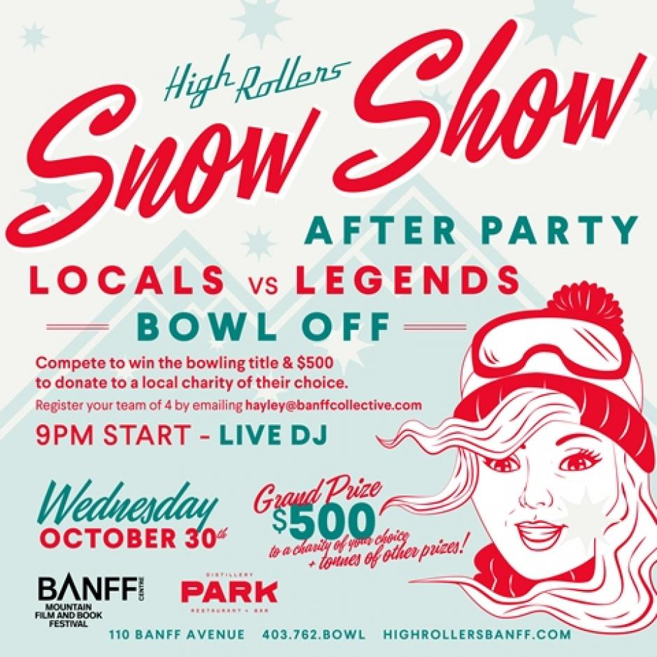 Snow Show After Party