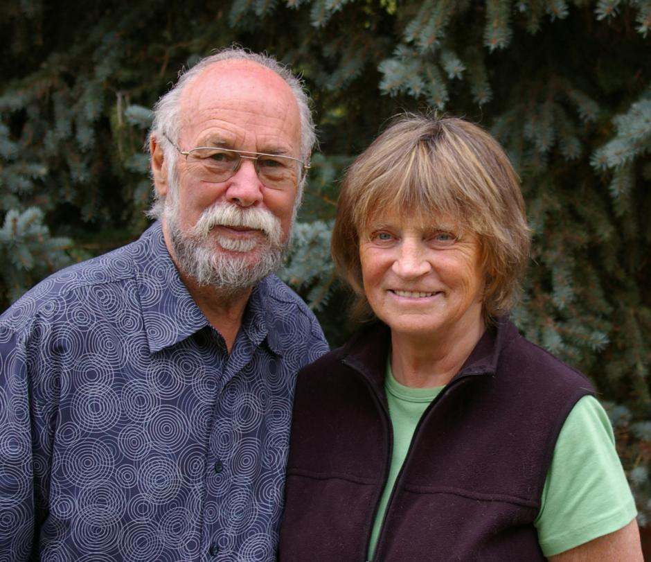 Gill and Tony Daffern