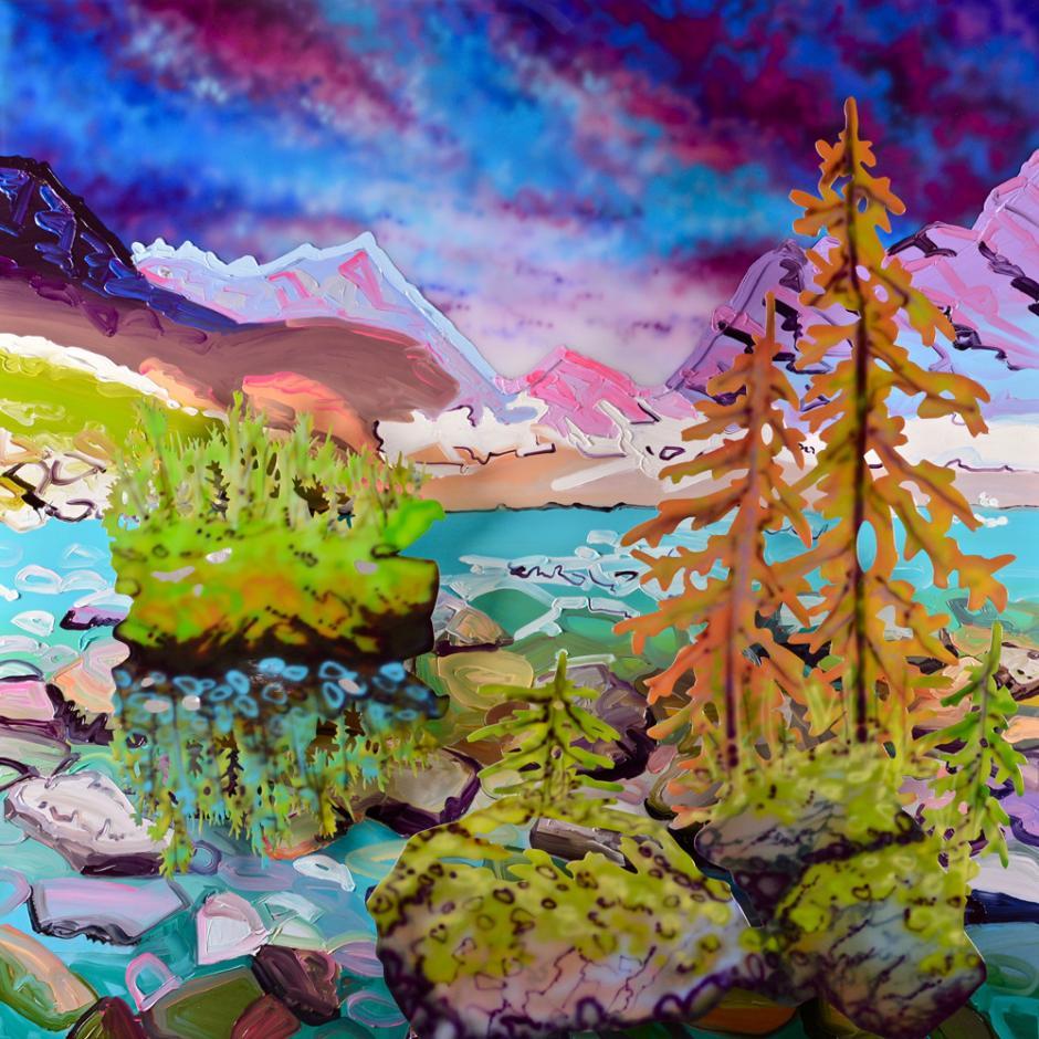 I Wonder Exhibition © Sheila Kernan