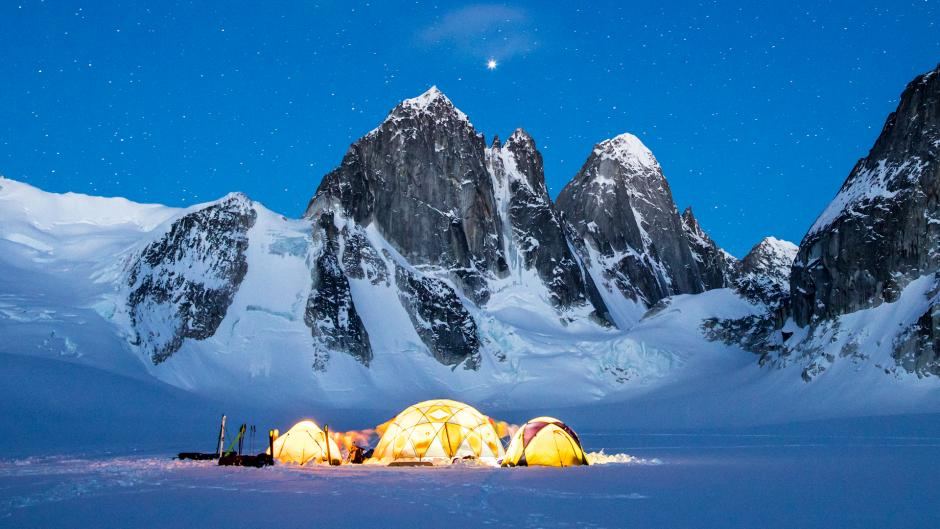 Basecamp, Denali National Park, Alaska, Photo by Christian Pondella