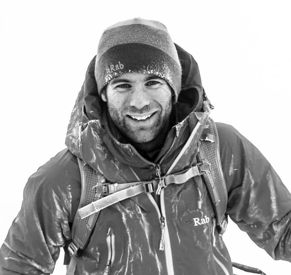 Ben Tibbetts, 2018 Banff Centre Mountain Film and Book Festival Signature Image photographer