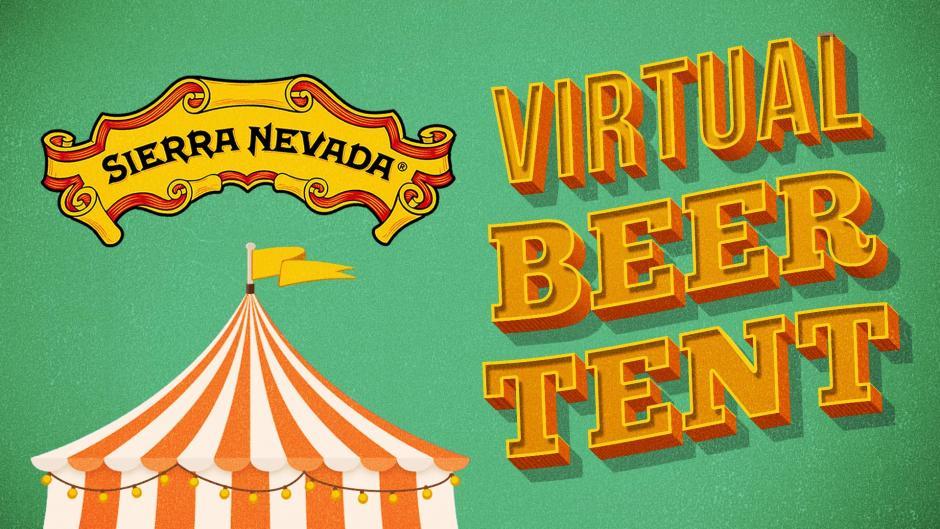 Sierra Nevada Virtual Beer Tent