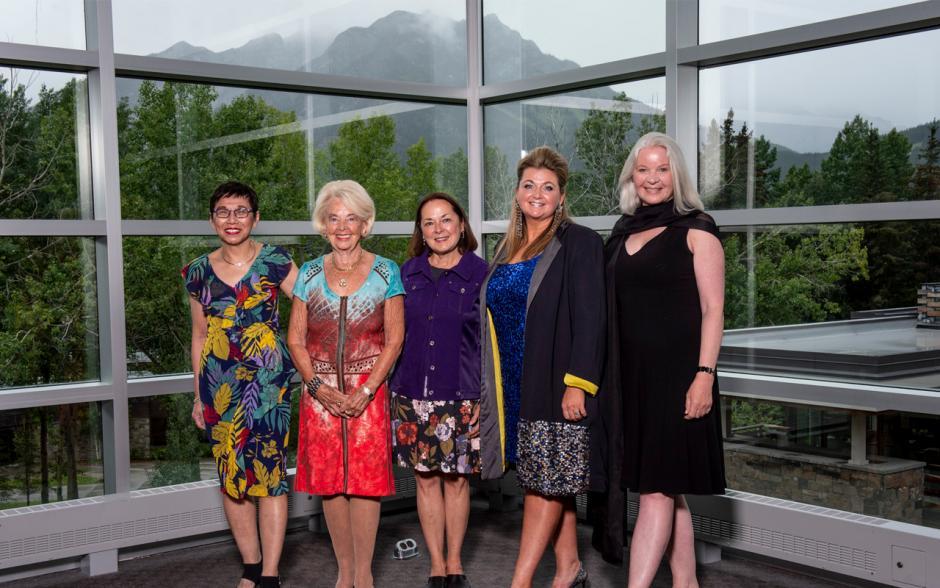Banff Centre's Midsummer Ball Committee