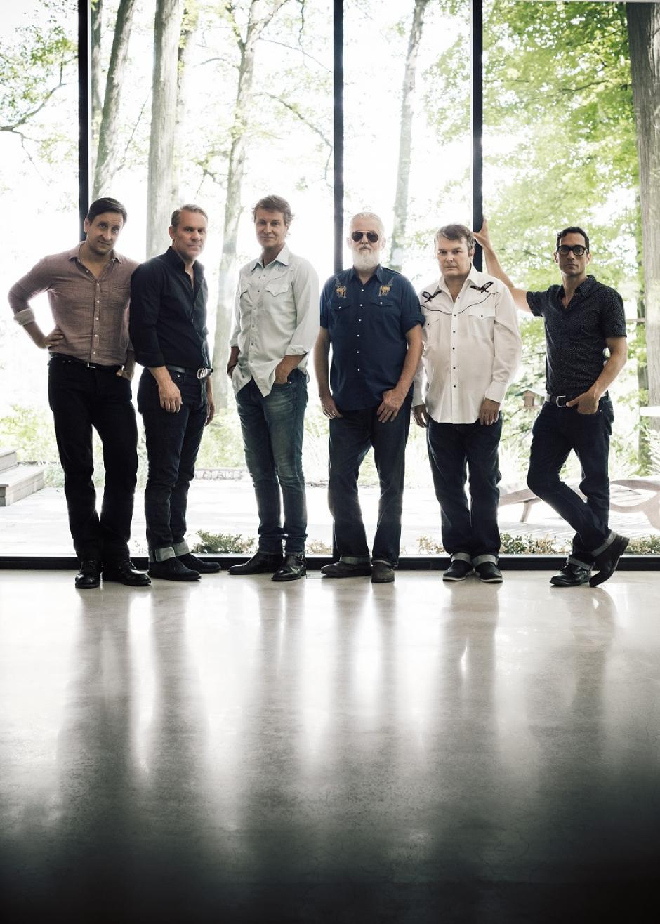 Buy Tickets for Blue Rodeo, Jul 6 @ 6:30PM | Shaw Amphitheatre | Banff Centre for Arts and Creativity