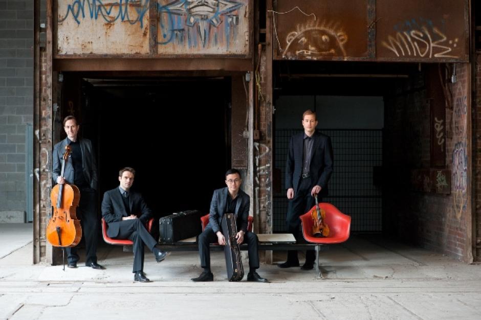 Image courtesy of New Orford String Quartet