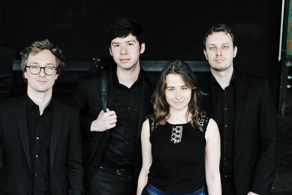Eliot Quartet. Photo by Thomas Stimmel