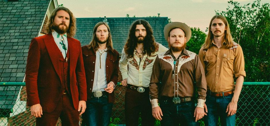 Come hear The Sheepdogs' trademark beef-and-boogie twin-axe riffs, hooks, shuffles and long-haired aesthetic, in the heart of Banff National Park