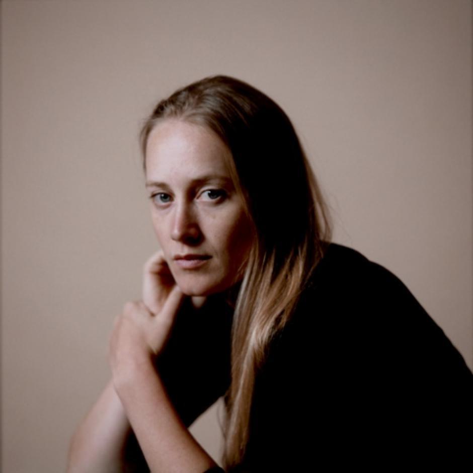 Singer-Songwriter Tamara Lindeman portrait.