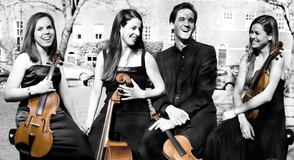 Alauda Quartet, EvoFest: Evolution Concert Series