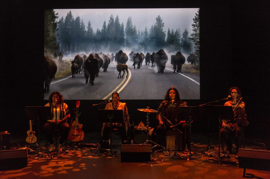Indigenous Arts programs at Banff Centre