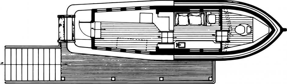 The Henriquez Studio Floorplan