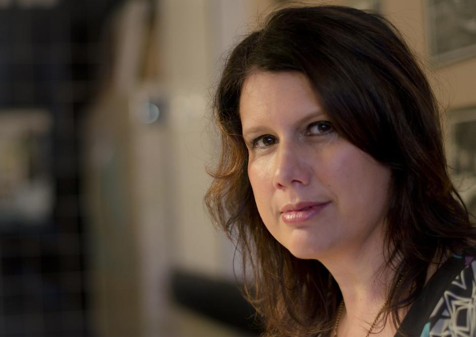 Headshot of author Paula Morris