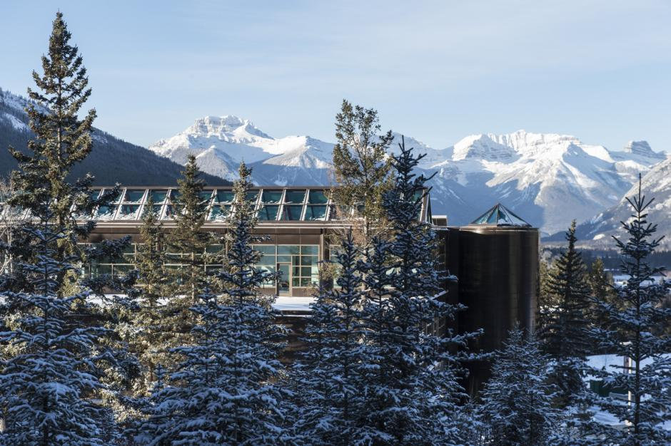 Winter Writers Retreat at Banff Centre