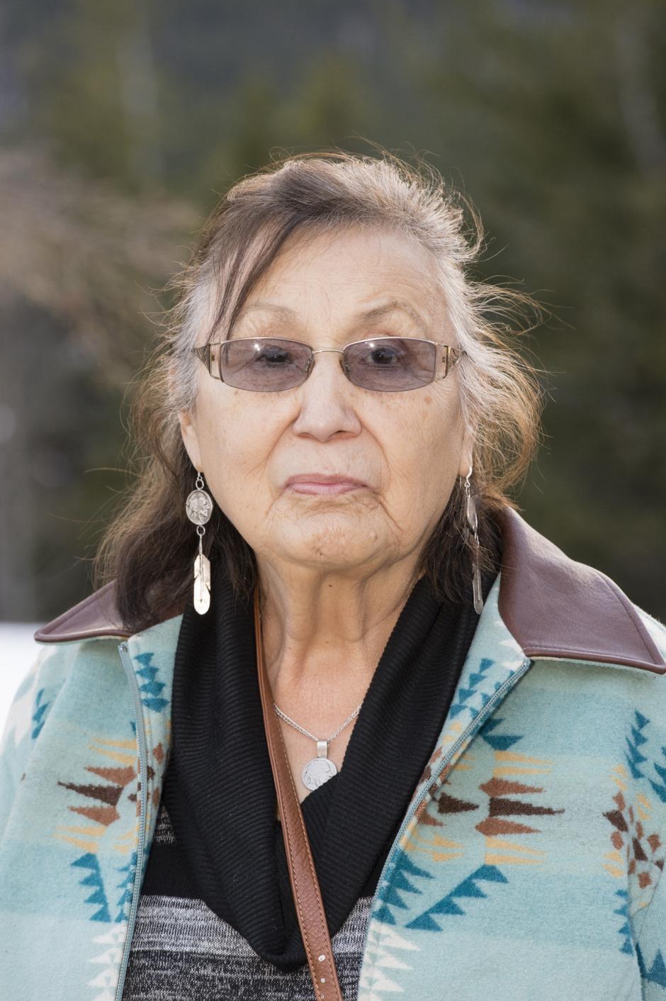 Elder Dila Houle