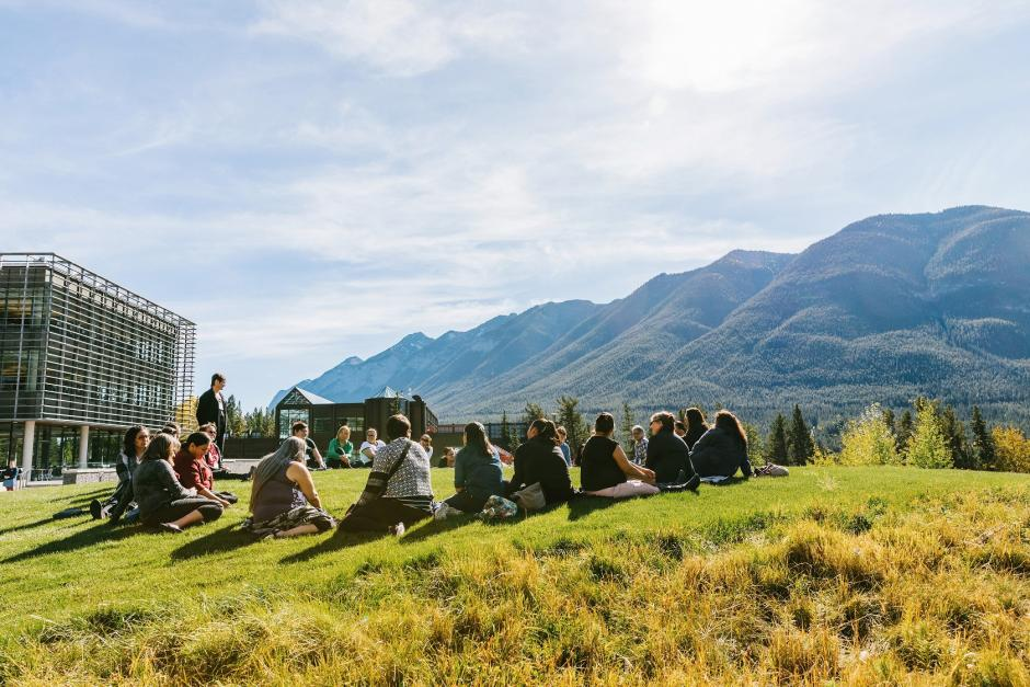 Indigenous Leadership program at Banff Centre