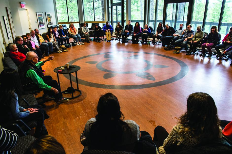 Wise Practices for Indigenous leaders rooted in identity and culture