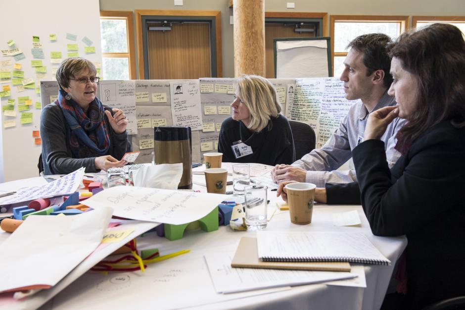 Design Studio, Community Foundations of Canada
