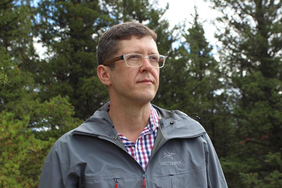 Jerrold McGrath, speaker at Banff Centre's Arts, Culture, and Digital Transformation Summit
