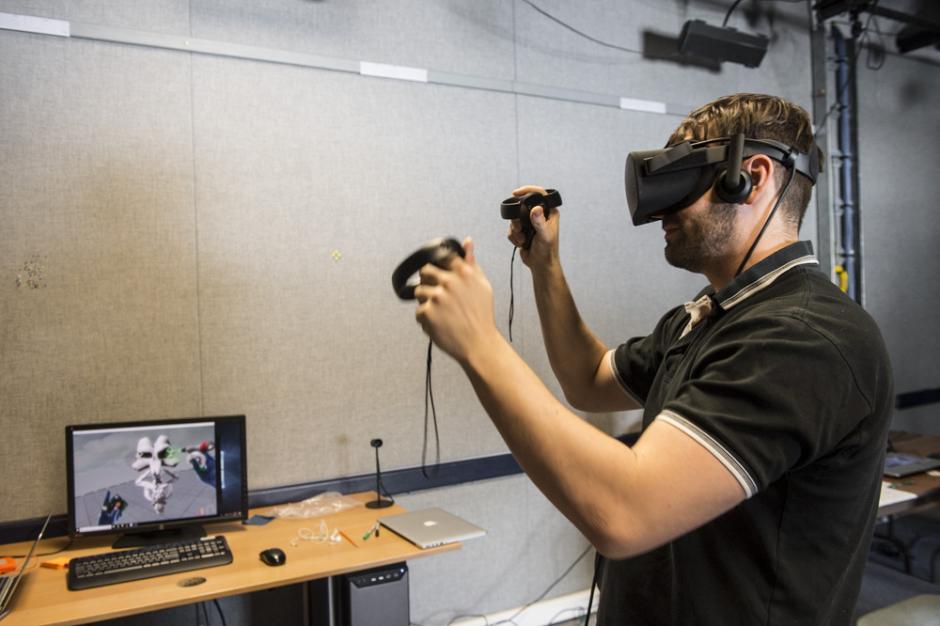 Digital Media program at Banff Centre