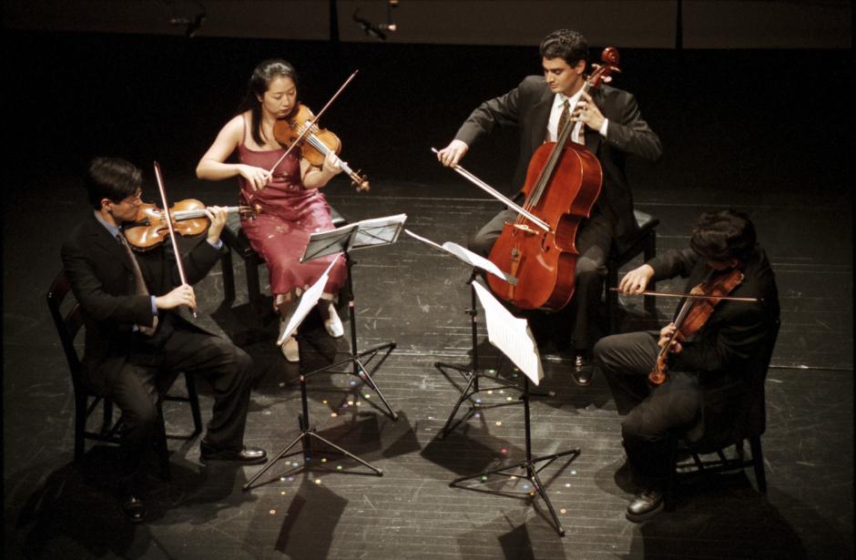 Daedalus Quartet
