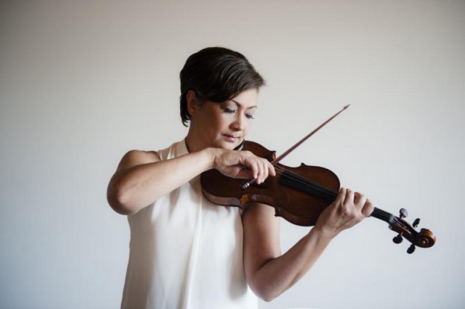 Annalee Patipatanakoon, Gryphon Trio, Banff Centre music faculty